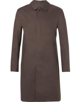 Mackintosh Bonded-cotton Raincoat