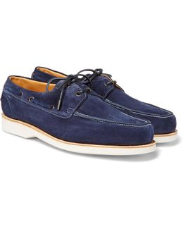 Isle Suede Boat Shoes