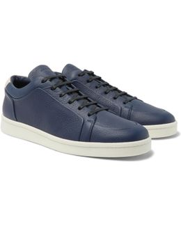 Urban Low Leather Sneakers