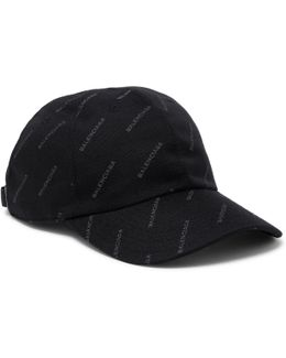 Printed Twill Baseball Cap