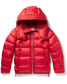 Pascal Quilted Shell Down Jacket