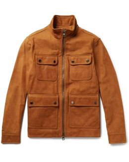 Nubuck Field Jacket