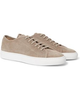 Tournament Suede Sneakers