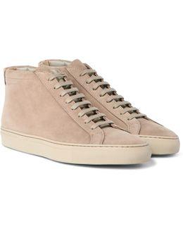 Original Achilles Nubuck High-top Sneakers