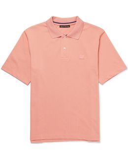 Newark Cotton-piqué Polo Shirt
