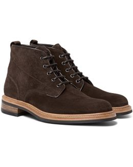 Spencer Suede Boots