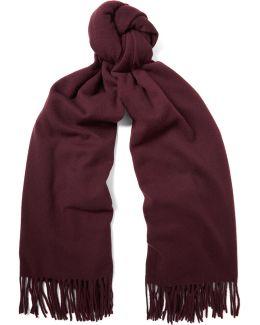 Canada Virgin Wool Scarf