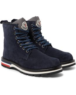 New Vancouver Suede Boots