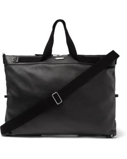Convertible Leather Holdall