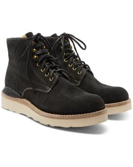 Virgil Suede Boots