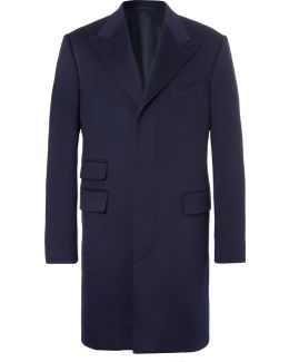 Harry's Cashmere Overcoat