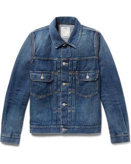 101 Selvedge Denim Jacket