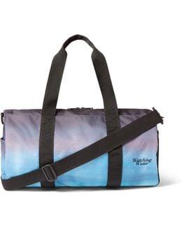 Dégradé Canvas Duffle Bag