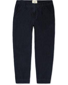 Cotton-corduroy Trousers