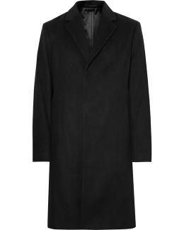 Bower Virgin Wool-blend Overcoat