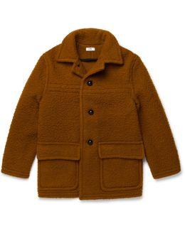 Boiled Wool Duffle Coat