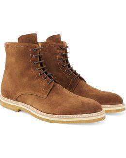Warren Suede Boots
