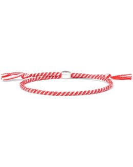 Two-tone Woven Bracelet