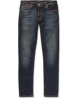 Skinny Lin Organic Stretch-denim Jeans