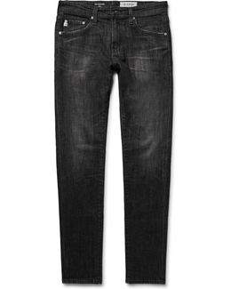 The Stockton Skinny-fit Stretch-denim Jeans