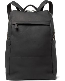 Agape Nubuck Backpack