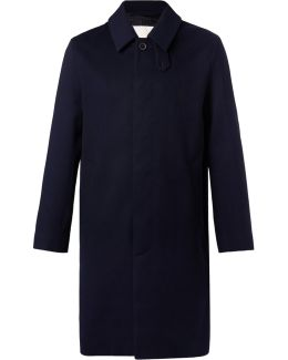 Storm System Felted Wool Coat