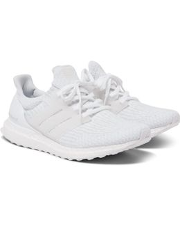 Ultra Boost Rubber-trimmed Primeknit Sneakers