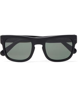 + Common Projects Type 1 Square-frame Acetate Sunglasses