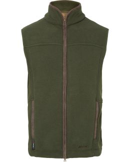 Melford Slim-fit Fleece Gilet
