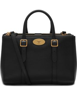Small Bayswater Double Zip Tote