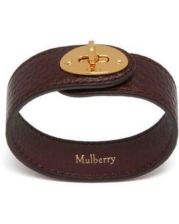 Bayswater Leather Bracelet