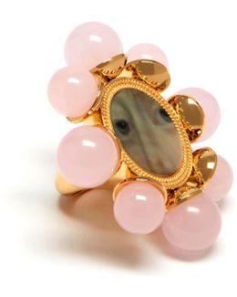 Beads Round Ring