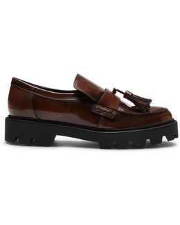 Flat Tassle Loafer