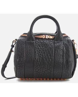 Rockie Pebble Leather Bag