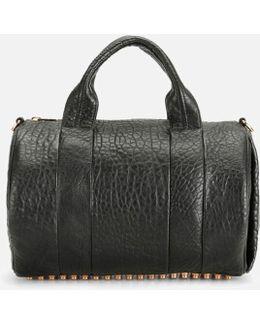 Rocco Pebble Leather Bag