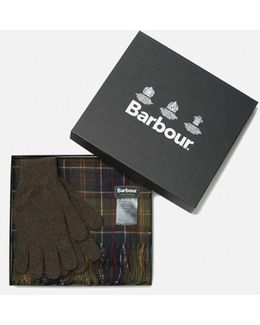Scarf And Glove Gift Box