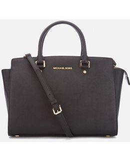 Selma Large Satchel Bag