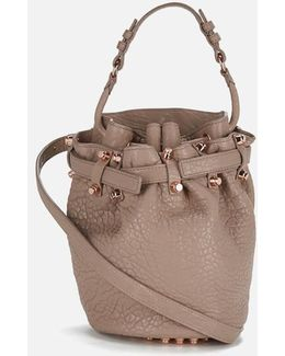 Diego Small Pebble Leather Bag