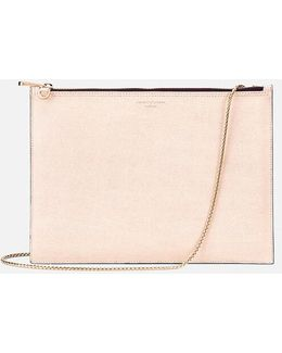 Soho Double Sided Pouch Clutch Bag