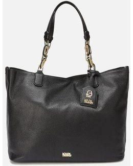Women's K/grainy Hobo Bag
