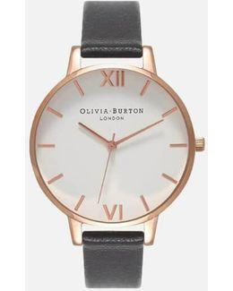 Women's Midi Dial Bracelet Strap Watch