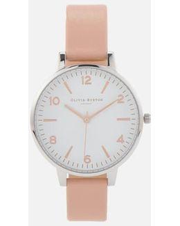 Modern Vintage Big Dial Watch