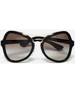 Catwalk Oversized Sunglasses