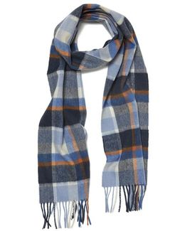 Country Plaid Scarf