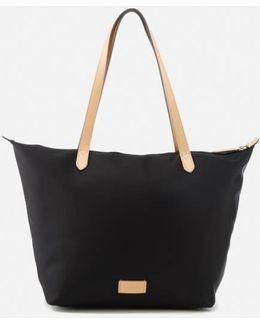 Pocket Essentials Large Zip Top Tote Bag