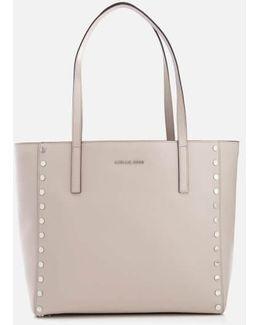 Women's Rivington Stud Large Tote Bag