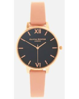 Signature Floral London Midi Dial Watch