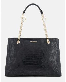 Croc Shopper Tote Bag