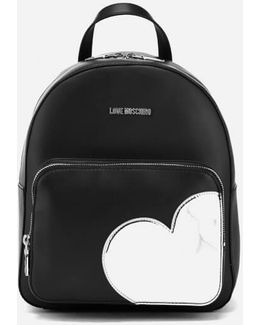 Mirror Heart Backpack