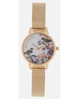 Animal Motif Cat Watch